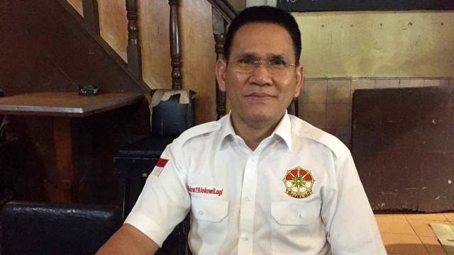 LIPSUS, Jenderal Pilpres, Iskandar Sitompul