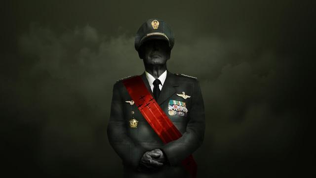 LIPSUS, Jenderal Pilpres, Ilustrasi Lipsus kumparan: Tentara Mencari Kerja