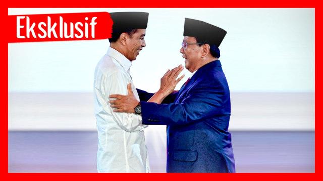 Konten Eksklusif: Duel Kedua Jokowi Prabowo