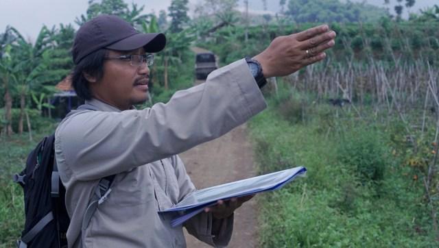 KONTEN SPESIAL SESAR LEMBANG, Peneliti LIPI, Mudrik Rahmawan Darmawan