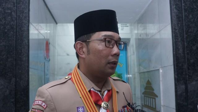 KONTEN SPESIAL SESAR LEMBANG, Gubernur Jawa Barat, Ridwan Kamil di Gedung Sate, Bandung