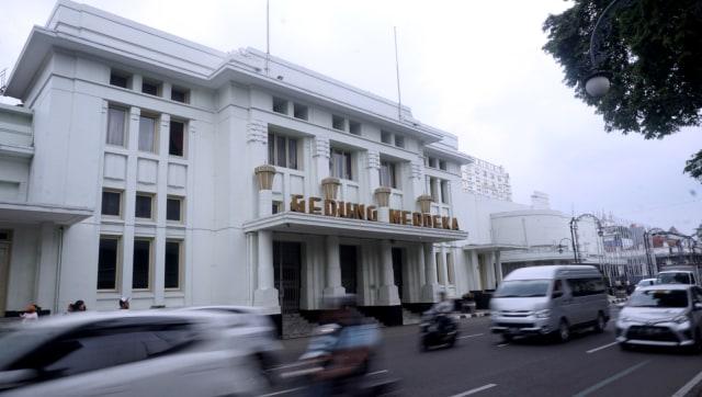 Ilustrasi Landmark kota Bandung