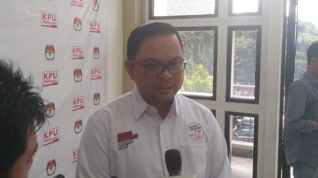 Komisioner KPU, Viryan