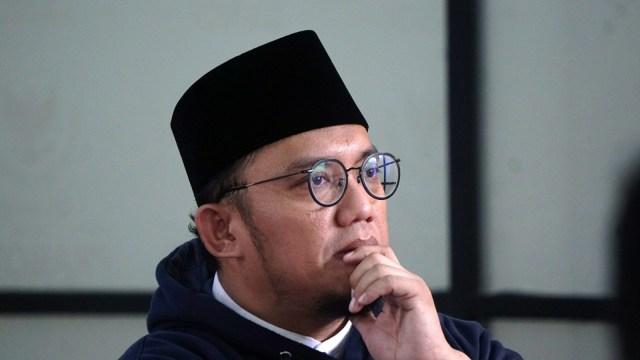 Konferensi pers BPN Prabowo-Sandi, Juru Bicara BPN Prabowo-Sandi, Dahnil Anzar Simanjuntak