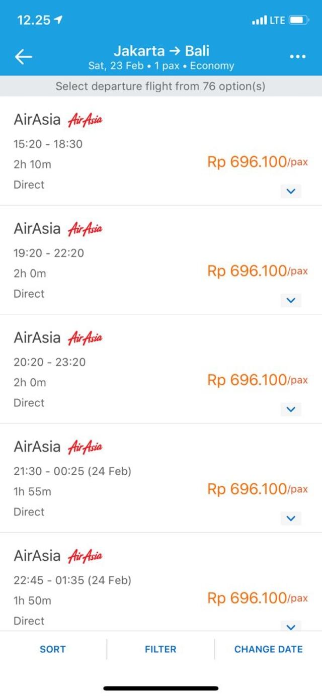 Tiket Airasia Sudah Bisa Dipesan Kembali Di Traveloka Dan