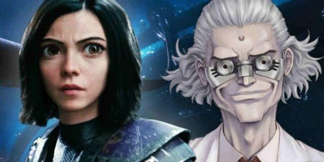 Mengulik Perbedaan Alita Battle Angel Versi Live Action Dan Anime Kumparan Com