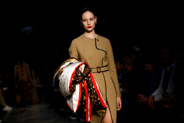 Burberry Autumn/ Winter 2019 London Fashion Week