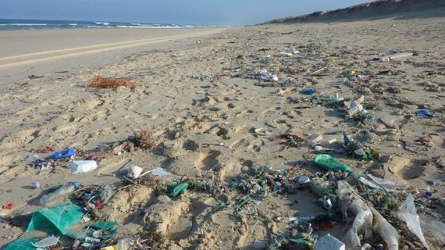 63 Persen Lautan Indonesia Tercemar Sampah Plastik (434243)