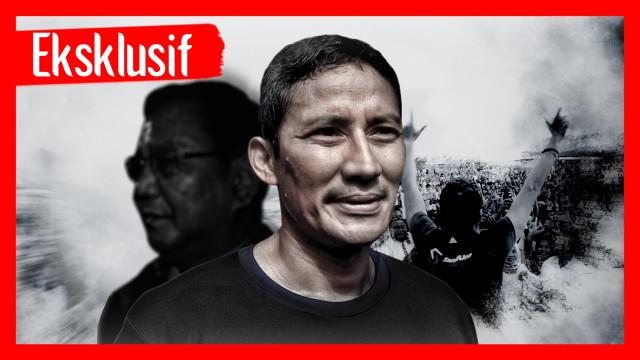 Konten Eksklusif: Duel Kedua Jokowi-Prabowo