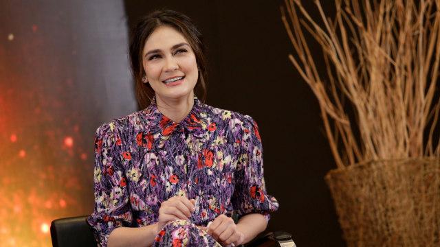 Luna Maya, konferensi pers Indonesia Movie Actor 2019