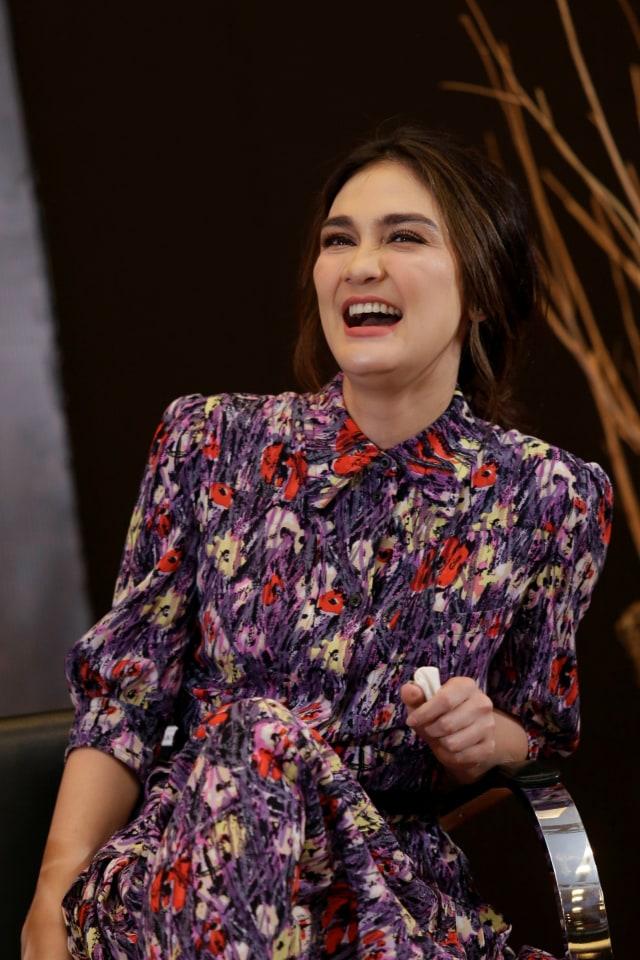 Luna Maya, konferensi pers Indonesia Movie Actor 2019 (NOT COVER)
