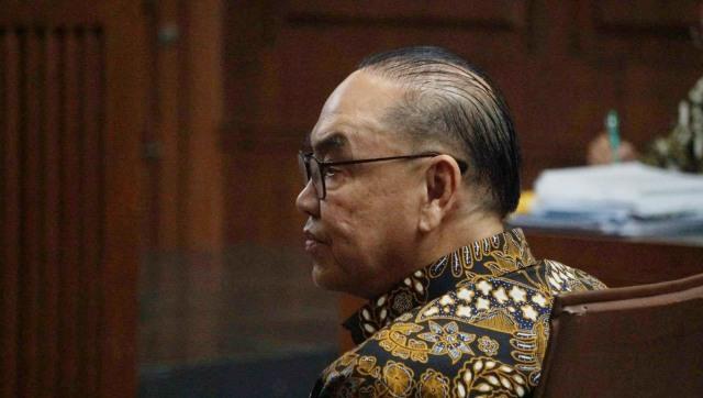 Pemegang saham Blackgold Natural Resources Limited, Johannes Budisutrisno Kotjo, Sidang kasus dugaan korupsi proyek PLTU Riau-1