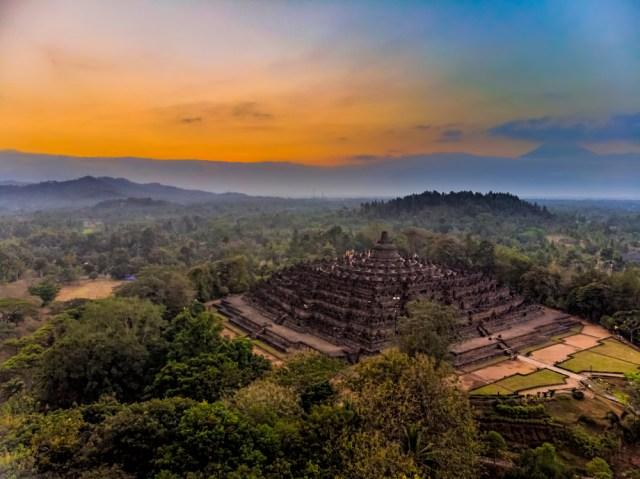 TWC Tegaskan Wisatawan Tak Perlu Khawatir Saat Berwisata ke Candi Borobudur (6103)