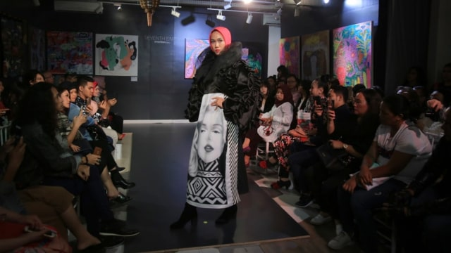 Cerita Maggie Hutauruk saat Pamer Karya di New York Fashion Week (107105)