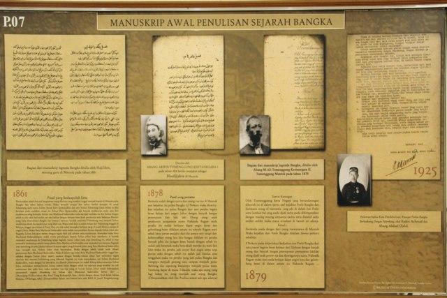 Menelisik Sejarah Peleburan Timah di Museum Muntok (218945)