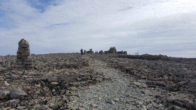 Three Peaks Challenge: Menaklukkan 3 Gunung Tertinggi di Inggris Raya (30906)