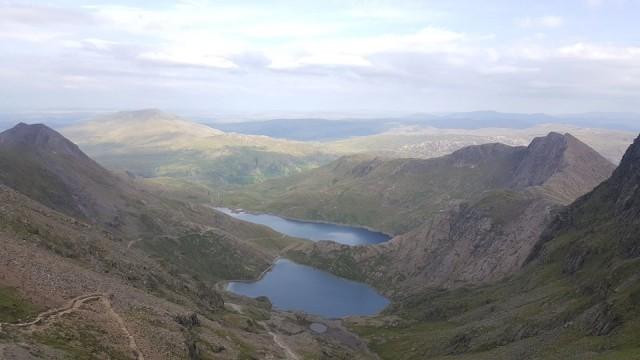 Three Peaks Challenge: Menaklukkan 3 Gunung Tertinggi di Inggris Raya (30910)