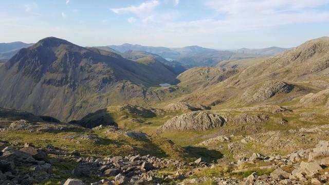 Three Peaks Challenge: Menaklukkan 3 Gunung Tertinggi di Inggris Raya (30912)