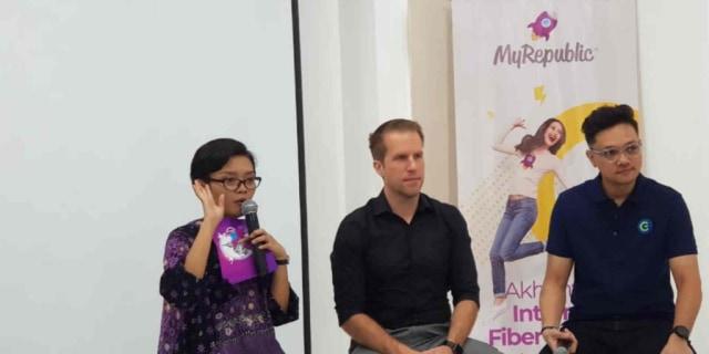 Internet Fiber Cepat MyRepublic Hadir di Bandung - kumparan com