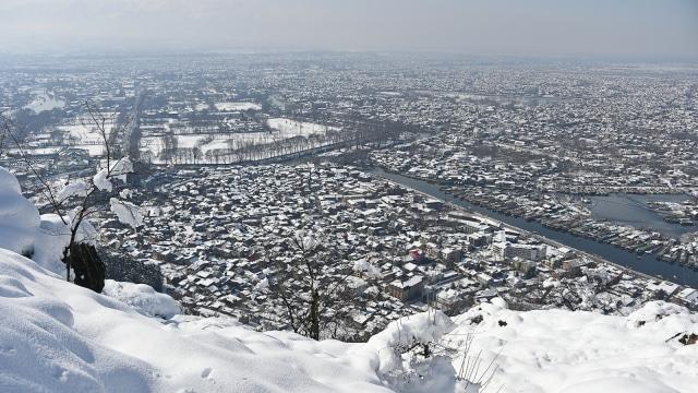 Ilustrasi Kota Kashmir