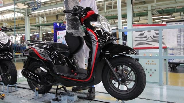 Menerka Hadirnya All New Honda Scoopy di Indonesia (269171)