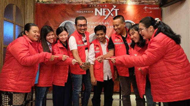 Hasil Memuaskan, Telkomsel Beri Dukungan ke Peserta IndonesiaNext 2018 (28762)