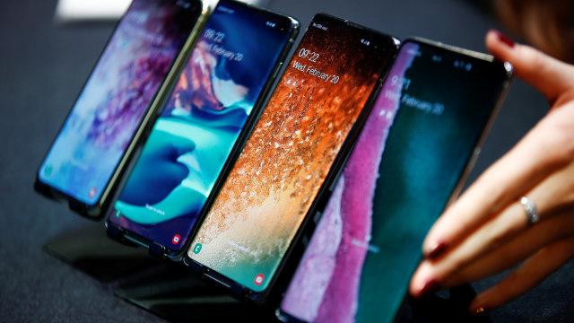 Ada Galaxy S20, Harga Samsung Galaxy S10 di Indonesia Belum Tentu Turun (78224)