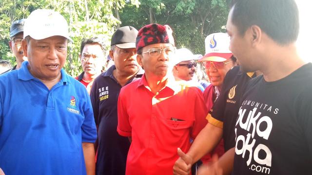 Gubernur Bali Tolak Ide Sandi Soal Wisata Halal Di Pulau