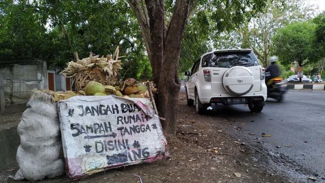 Meningkatnya Kesadaran Tak Membakar Sampah di Aceh (289569)