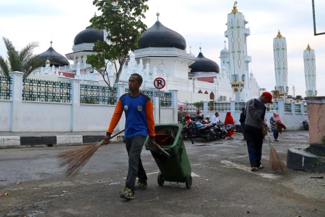 Meningkatnya Kesadaran Tak Membakar Sampah di Aceh (289570)