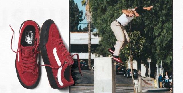 Vans x Elijah Berle Rilis Sneakers Khusus untuk Skater (264661)