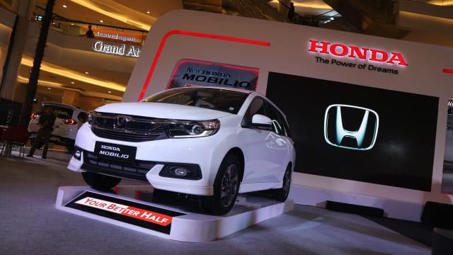 Honda Belum Berencana Perbarui Mobilio dan BR-V, Mengapa? (585034)