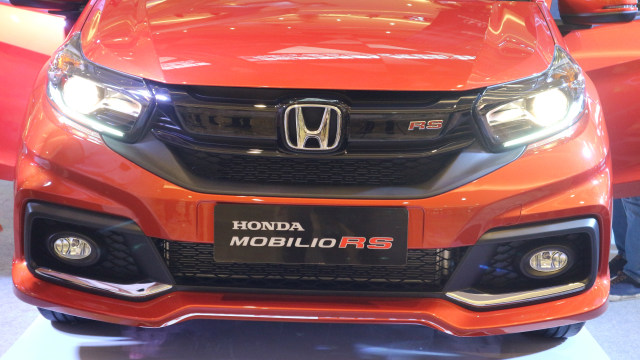 Honda mobilio, tipe RS, otomotif, mobil baru 2019