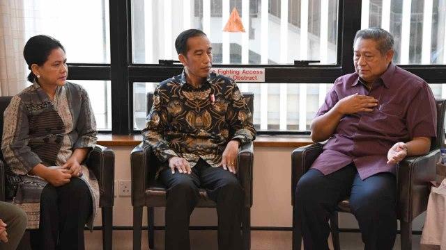 Hasto Kristiyanto: Mau Gabung Koalisi Jokowi Harus Kerja Keras (170121)