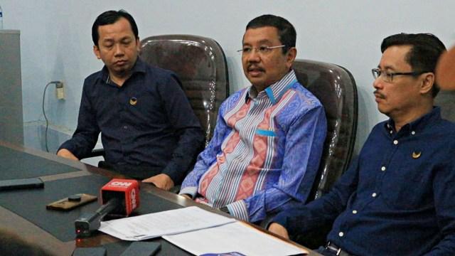 Mantan Gubernur Sumut Mundur dari Jabatan Ketua DPW Nasdem (127529)