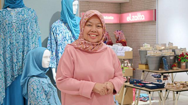 Tips Karier: Agar Karyawan Betah Bekerja ala Elidawati Pendiri Elzatta (208822)