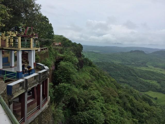 Panorama alam di Bukit Panenjoan