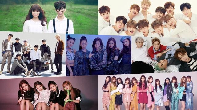 Grup K-Pop