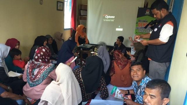 Suara Lantang Kaum Difabel Aceh yang Menolak Golput di Pemilu 2019 (12967)
