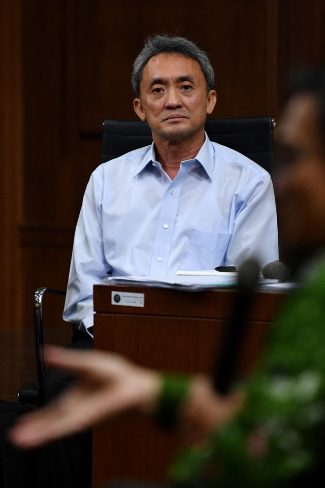 Sempat Jadi Buron, Eks Bos Lippo Eddy Sindoro Divonis 4 Tahun Penjara (351985)