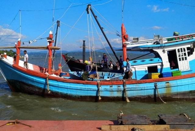 Nelayan Aceh Ditahan Myanmar, Pemerintah Upayakan Pembebasan  (4387)