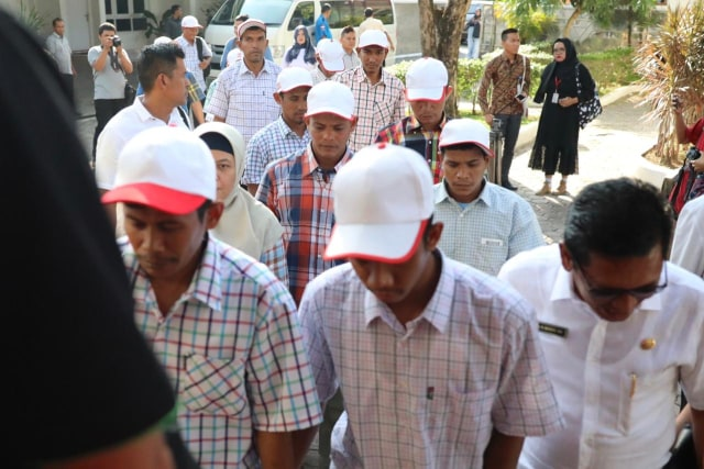 Nelayan Aceh Ditahan Myanmar, Pemerintah Upayakan Pembebasan  (4389)