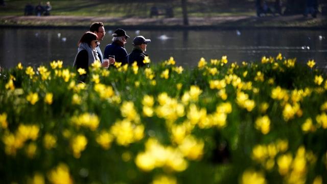 Foto: Menikmati Keindahan Musim Semi di London (978744)