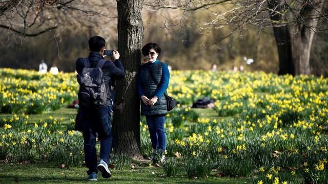 Foto: Menikmati Keindahan Musim Semi di London (978745)