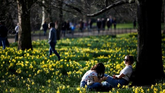 Foto: Menikmati Keindahan Musim Semi di London (978751)