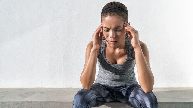 Sakit Kepala saat Olahraga? Begini Cara Mencegahnya (1202380)