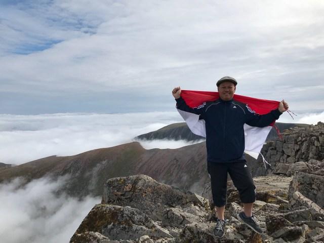 Three Peaks Challenge: Menaklukkan 3 Gunung Tertinggi di Inggris Raya (30916)