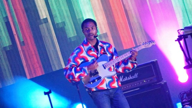 LaLaLa Festival 2019, Lembang, Bandung, The Internet