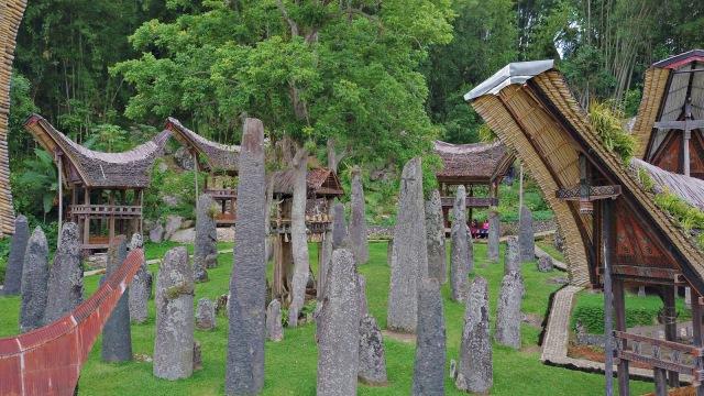 Bori Kalimbuang, Situs Batu Berdiri ala Toraja yang Mirip Stonehenge (928603)