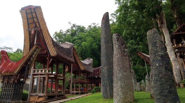 Bori Kalimbuang, Situs Batu Berdiri ala Toraja yang Mirip Stonehenge (928604)